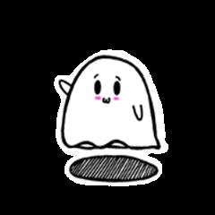 Cute Little Ghost (Eng.ver)