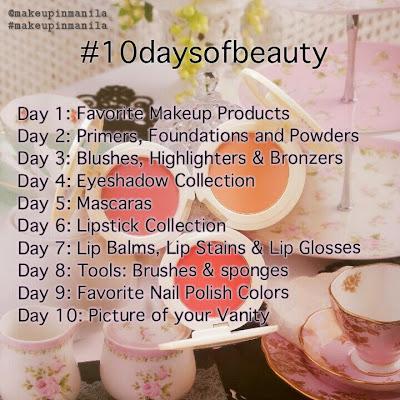 #10DaysOfBeauty