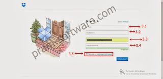 Memasukan data Pada Form Pendaftaran