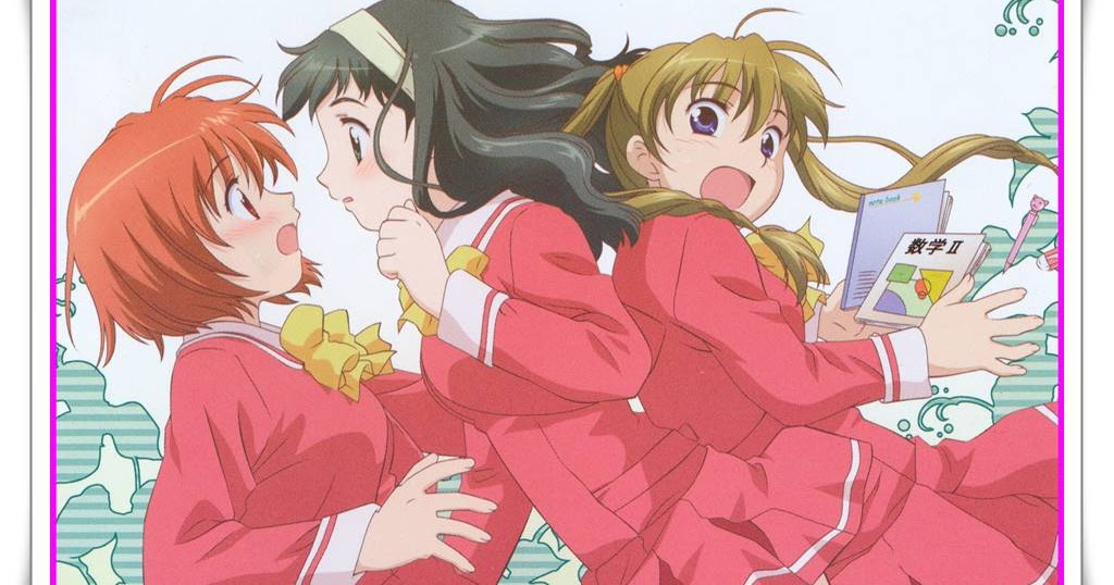 Kashimashi: Girl Meets Girl Episode 2