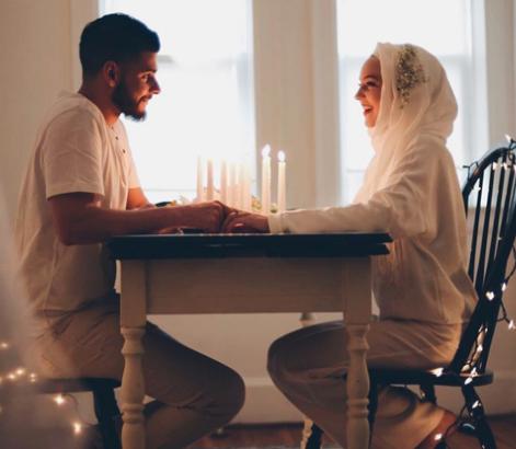 INLAH PANDANGAN ISLAM MENGENAI SUAMI ISTRI YANG BERMESRAAN DI DEPAN UMUM