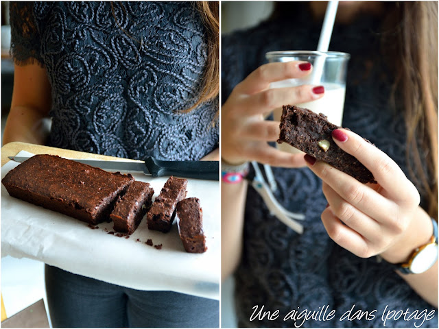 Brownie healthy (végan)