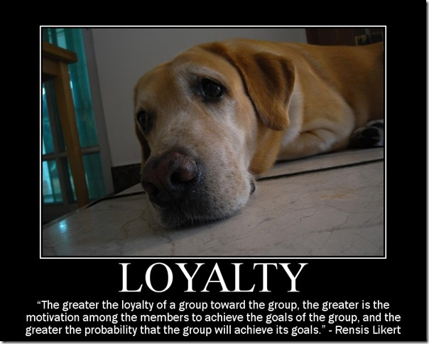 Quotes About Loyalty. QuotesGram