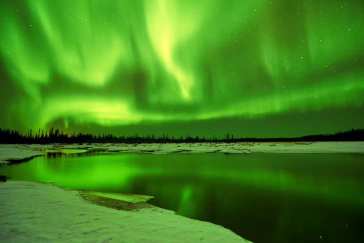 Interested In Seeing The Northern Lights Here Are 10 Places To Visit - Fairbanks, Alaska