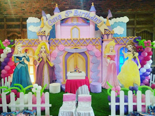 dekor princess cantik