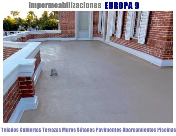 Impermeabilizaci n de goteras empresa reparaci n goteras for Suelos para azoteas