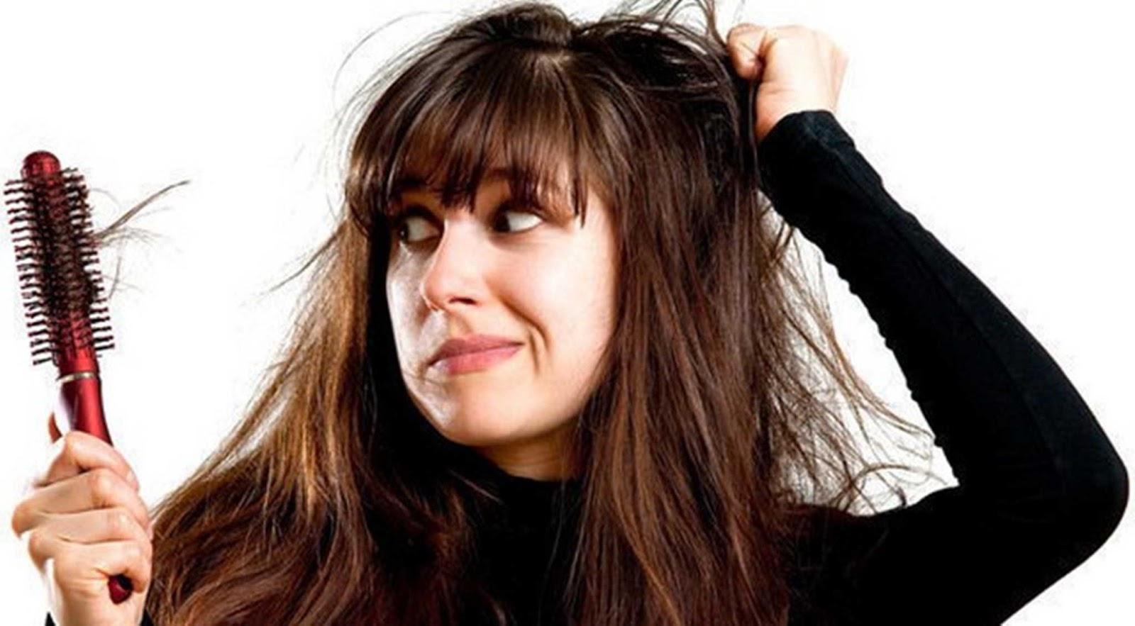 Cara Mengatasi Rambut Rontok Menggunakan Bahan-Bahan Alami