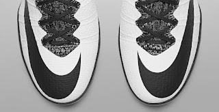b52f17fe7 The white and black Nike Mercurial X Proximo 2016 Radiant Reveal Pack  Football Shoes introduce a classic design for the indoor