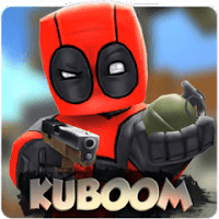 Kuboom (God Mode - Unlimited Ammo - VIP) MOD APK