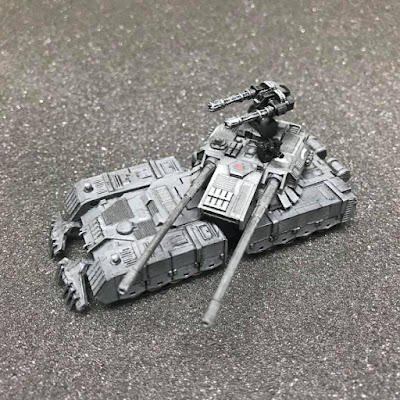 1/144 OverLord tank MK.II picture 1