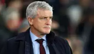 Southampton has parted ways with their Head Coach Mark Hughes after winning just 5 out of the 27 games he has been in charge.
