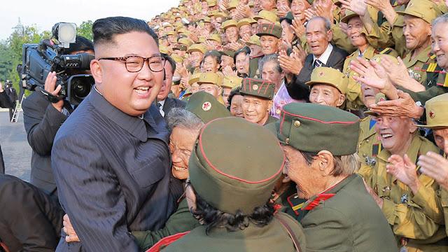 Invitan a Kim Jong-un a los Juegos Asiáticos 2018 en Indonesia