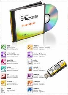 9746544654 - Microsoft Office 2010 Portable - Ativado