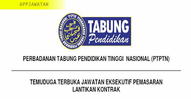 Temuduga Terbuka di Perbadanan Tabung Pendidikan Tinggi Nasional (PTPTN)