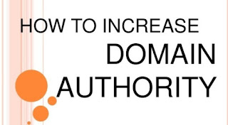 Increasing the Domain Authority of your blog
