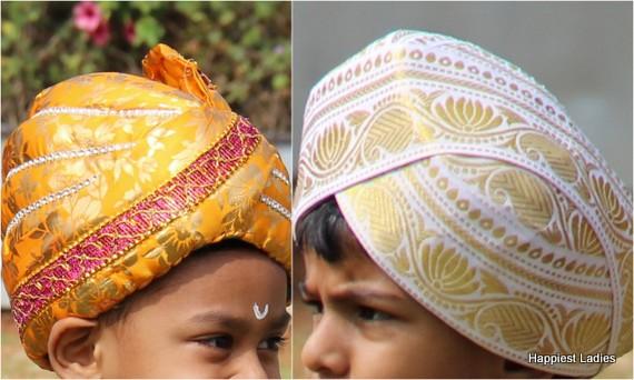turban king fancy dress idea