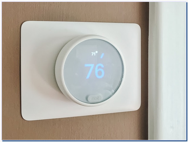 Nest thermostat cost to install