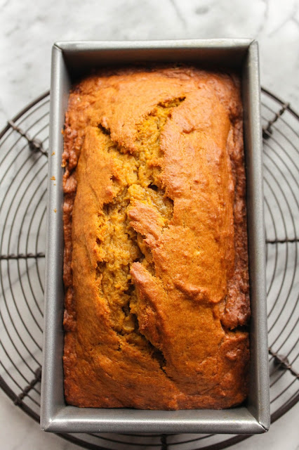 Pumpkin Banana Bread | The Chef Next Door