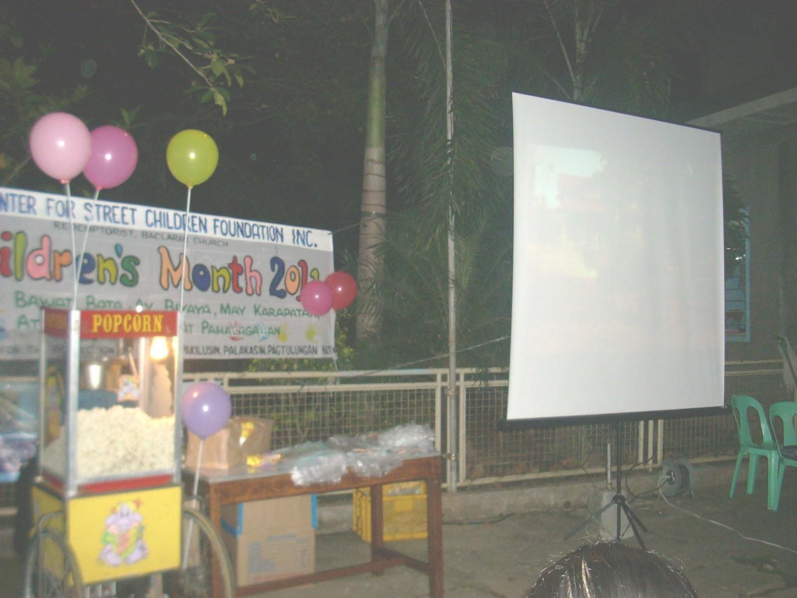 Chummy Chum: Sarnelli Center Celebrates Children's Month