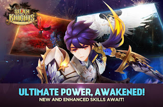 Seven Knights Daily Dungeon Hell APK Update 2.5.00 Full MOD Free Download