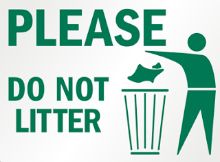 contoh imperative dan pembuangan sampah