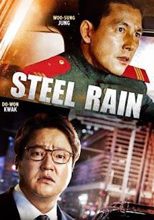 Steel Rain - HDRip Dual Áudio