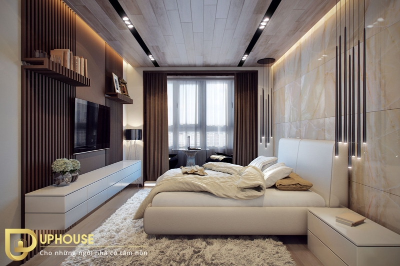 Thiết kế phòng ngủ tân cổ điển 09
