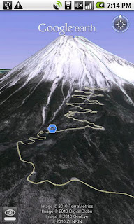 Google Earth v6.1