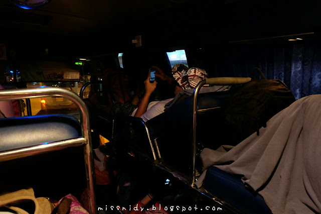 night bus giant ibis from siem rep to phnom penh