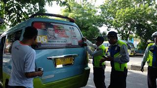 3 Hari Bawaslu Kota Cirebon Tertibkan Alat Peraga Kampanye Di 5 Kecamatan