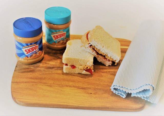 SKIPPY® Peanut Butter & Jelly Sandwich