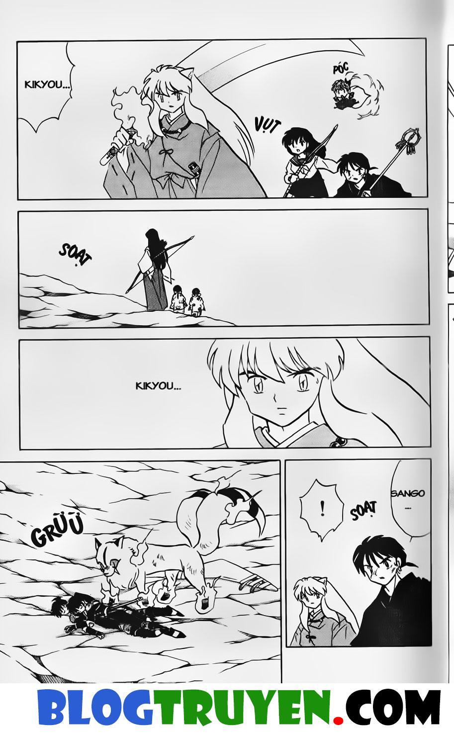 Inuyasha vol 34.3 trang 10