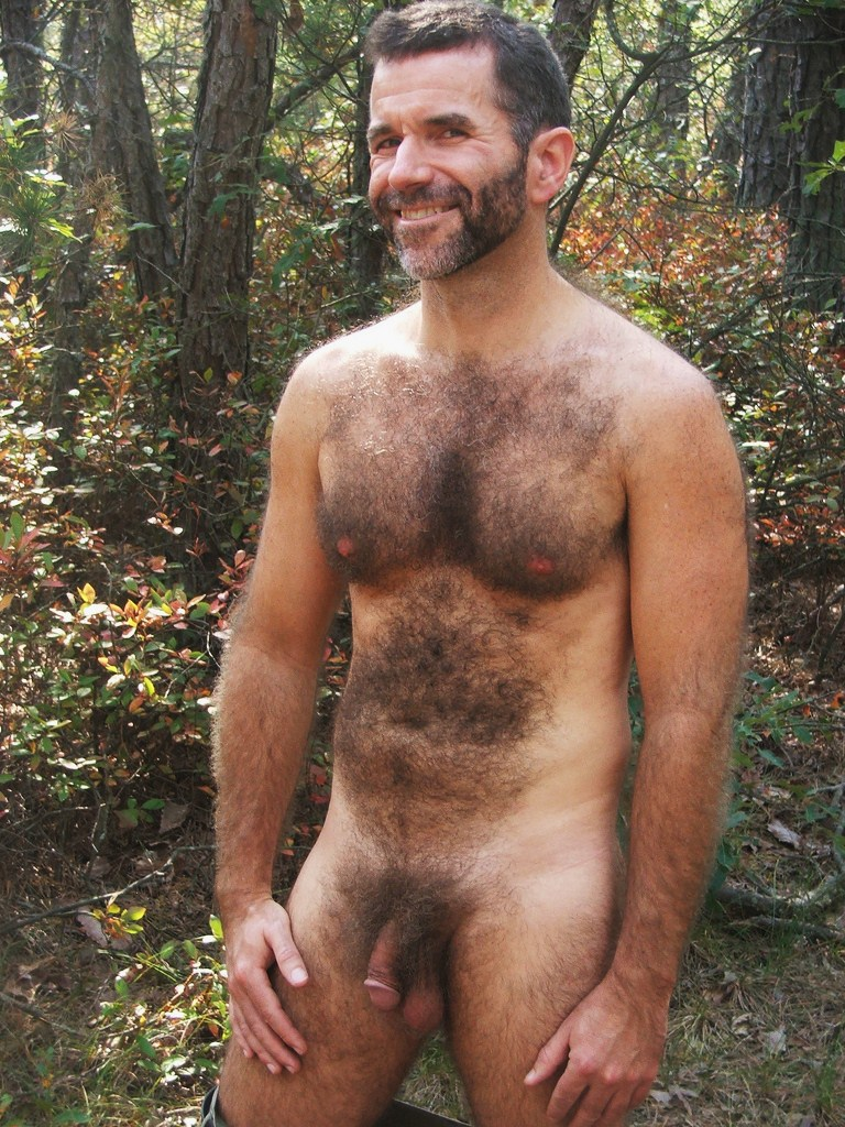 naked hairy straight men