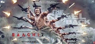 Fourth Poster Of Baaghi 5