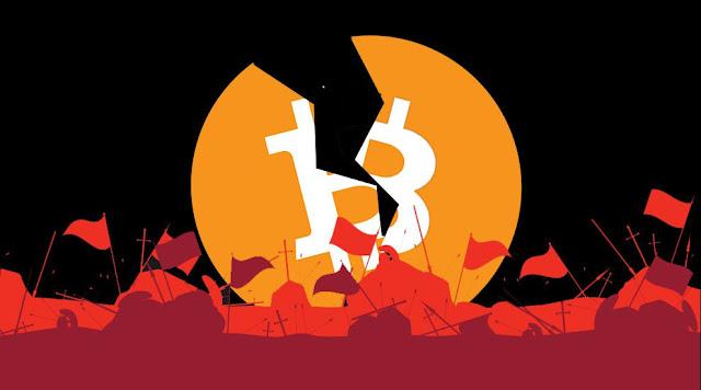 Bitcoin Dihinakan Tahun 2018, Bagaimana Nasib Para Penambang?