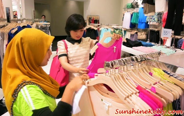 1 Minute Time-Out, Forever 21, pavilion kl, Nad Zainal, Siti Saleha