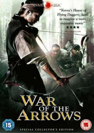 War of The Arrows 2011 BRRip 350MB Hindi Dubbed Dual Audio 480p Watch Online Full Movie Download bolly4u