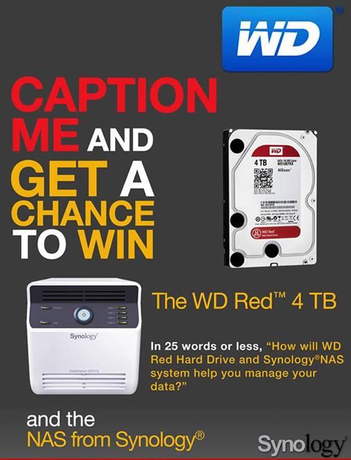 Western Digital Philippines Caption Me Promo - TeknoGadyet
