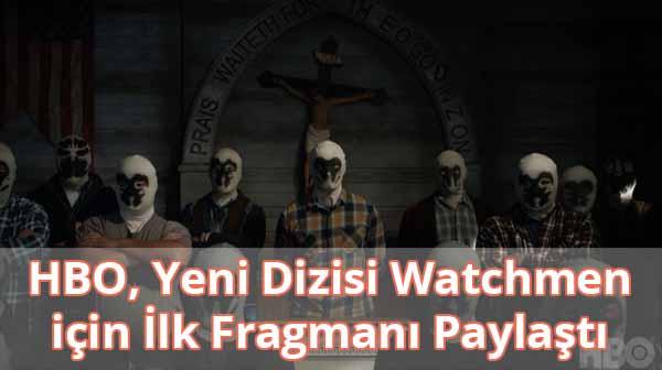 Watchmen 2019 Fragman İzle