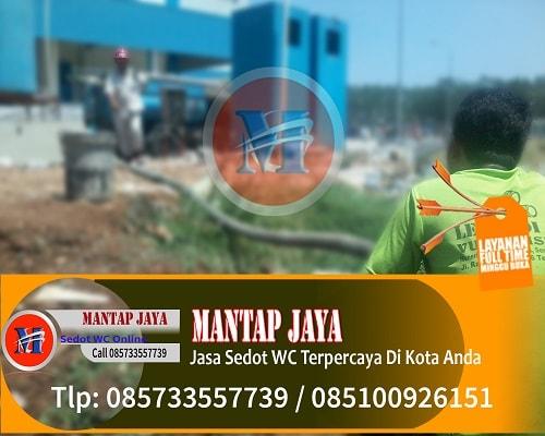 Harga Jasa Sedot WC di Kota Surabaya Pusat termurah