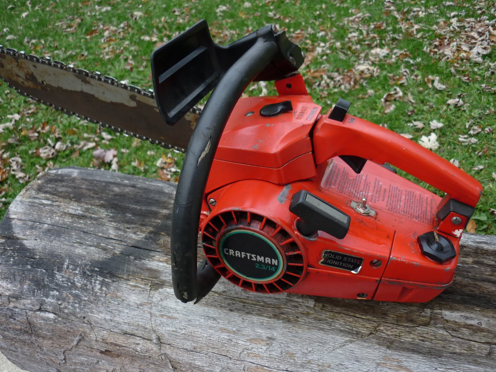 Who makes craftsman chainsaw are they any good feb 2018 the history and quality of craftsman chainsaws greentooth Image collections