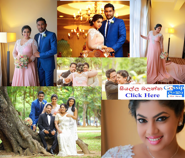 Singer Raini Charuka Goonatillake Wedding Moments
