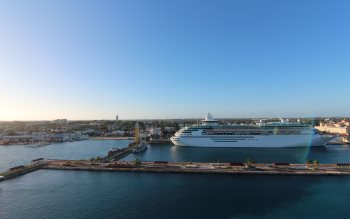 Wallpaper: Oasis of the Sea in Nassau Bahamas