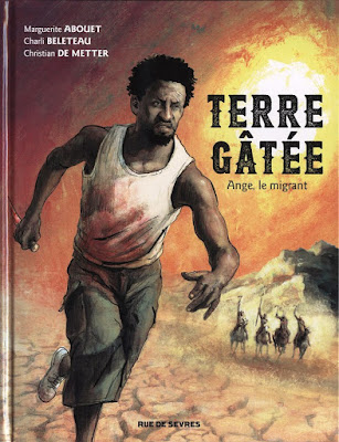 Terre Gâtée tome 1 aux éditions Rue de Sèvres