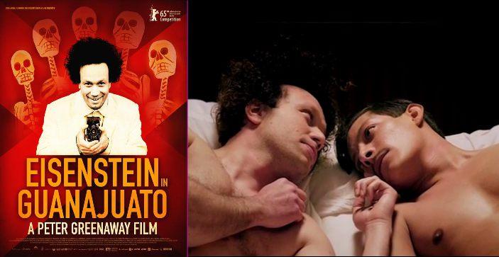 Eisenstein en Guanajato, película