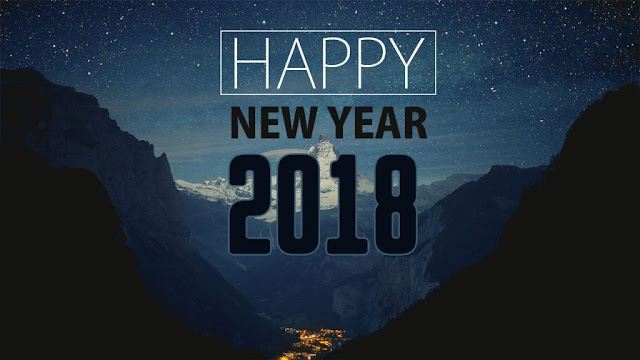 Happy New Year 2018 Pictures in Advance