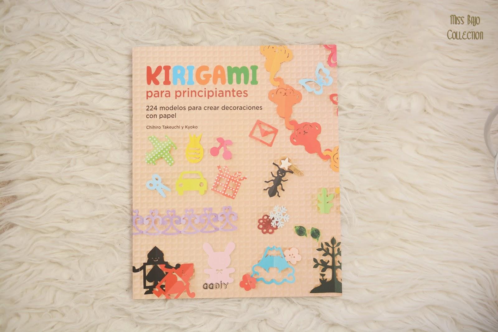 KIRIGAMI PARA PRINCIPIANTES | Miss Bajo Collection