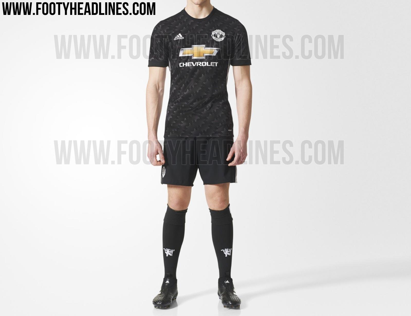 Manchester United Kits 2017 18  ccb153dd2