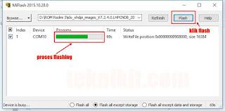 Proses Bypass Ubl Bootloader Xiaomi Tanpa Sms Via Milfash