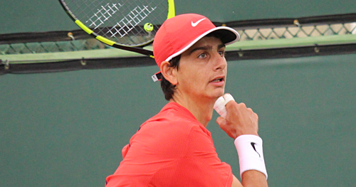 Zootennis Usa Dominates First Day Of Itf Junior Team North American Qualifying Kirkov Reaches